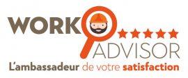 WorkAdvisor – refonte du logo