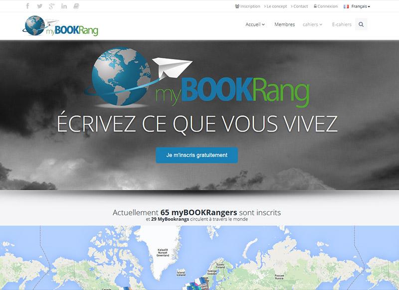 site web mybookrang