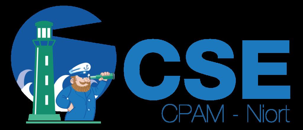 Logo du CSE CPAM
